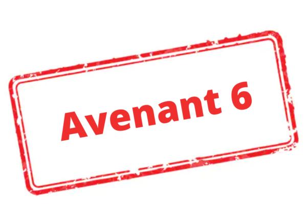 L'Avenant 6